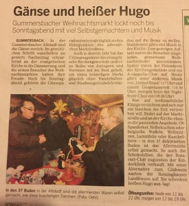 Zeitungsartikel_06.12.2014